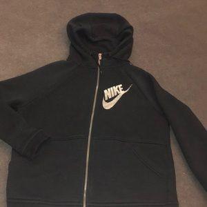 Nike oversized women's hoodie